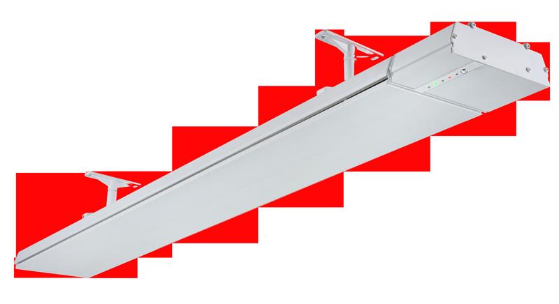 Heatstrip THE Elegance R 2400W (Télécommande)