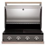 BeefEater 1500 barbecue à gaz encastrable – 4 Brûleurs