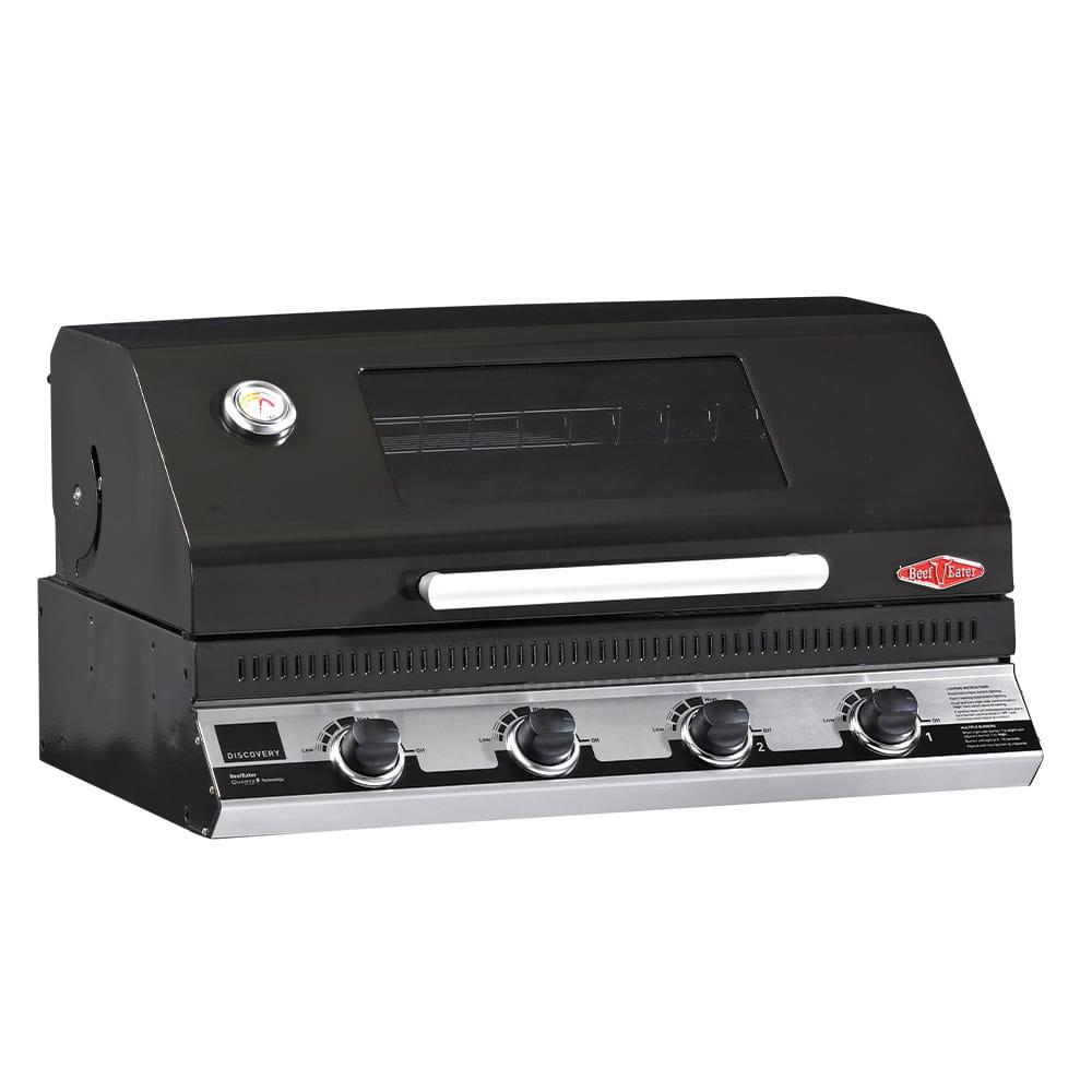 BeefEater 1100E barbecue à gaz encastrabke – 4 Brûleurs