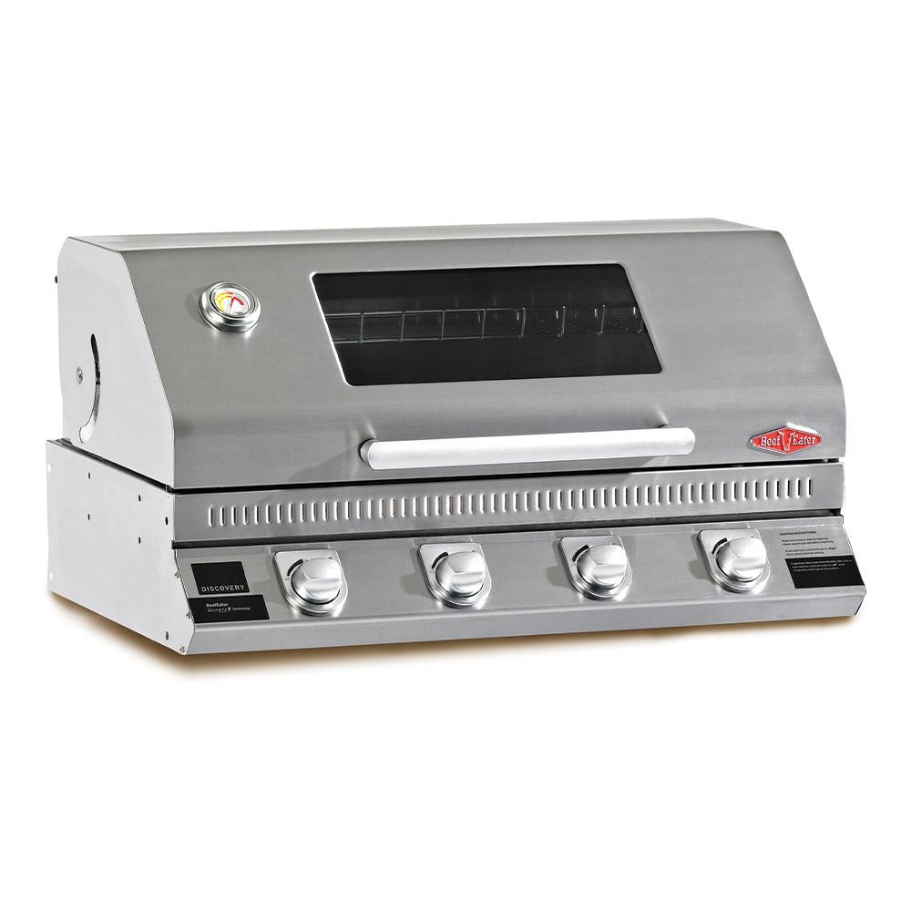 BeefEater 1100S barbecue à gaz encastrable – 4 Brûleurs