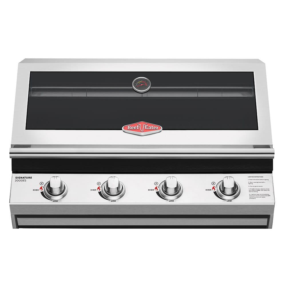BeefEater 2000S barbecue à gaz encastrable – 4 Brûleurs