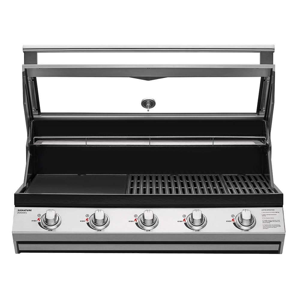 BeefEater 2000S barbecue à gaz encastrable – 5 Brûleurs
