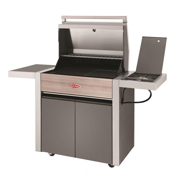 1500 Series – Barbecue 4 Brûleurs avec chariot