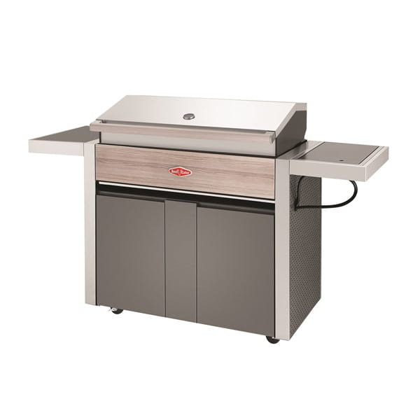 1500 Series – Barbecue 5 Bruleurs avec chariot