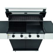 1200E Series – Barbecue 4 Bruleurs avec chariot
