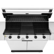 1200S Series – Barbecue 5 Bruleurs avec chariot
