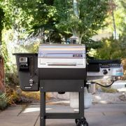Woodwind wifi 24 barbecue Camp Chef avec Sidekick