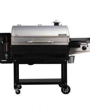 Woodwind wifi 36 barbecue Camp Chef avec Sidekick
