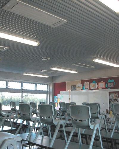 Caisson d'encastrement 1200 gamme Indoor (THS)