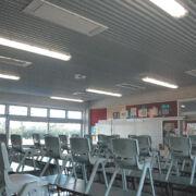 Caisson d'encastrement 2400 gamme Indoor (THS)