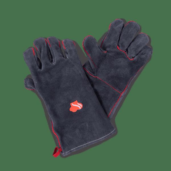 Paire de gant noir Le maitre