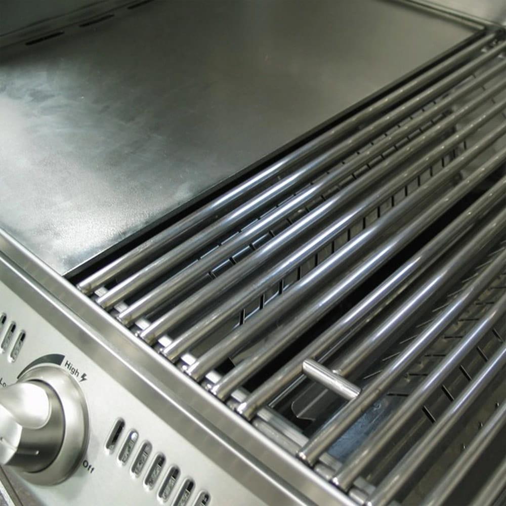 S3000 Barbecue à gaz BeefEater 5 Brûleurs – Surface de cuisson en acier inoxydable