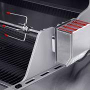 Rotisserie électrique pour barbecue Crossray